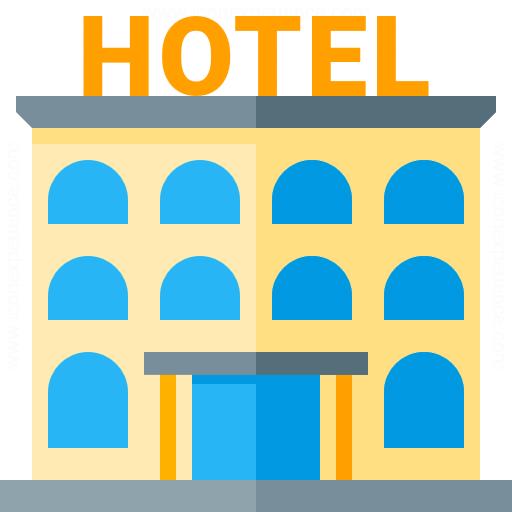 الفنادق والطيران